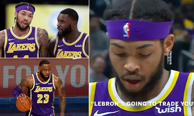 a3d3d410fea0 Pacers fans taunt Lakers in loss and sing  LeBron s gonna trade you ...