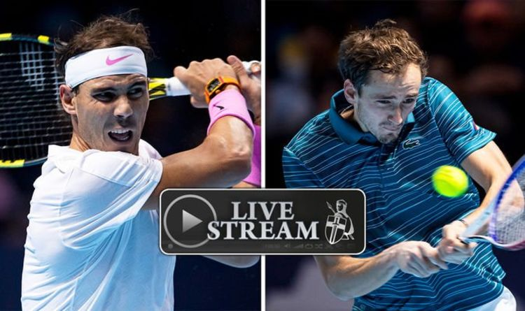 Rafael Nadal Vs Daniil Medvedev Free Live Stream How To Watch Atp Finals At No Cost Tell My Sport
