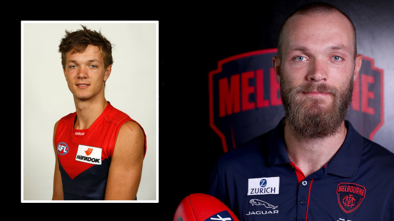 How Max Gawn Went From Class Clown To Melbourne Captain Tell My Sport